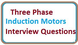 3 Phase Induction Motor Pdf