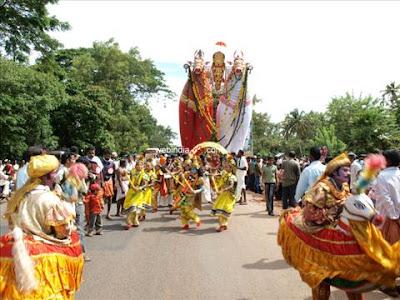 Ochira Kali - A Spectacular and Exhilarating Event