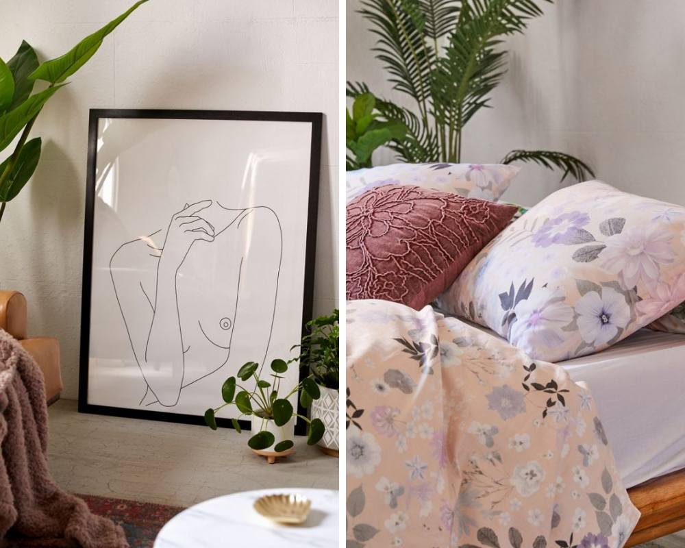 A Quick Guide To Refreshing Your Room For Spring With UO | Jackie O My