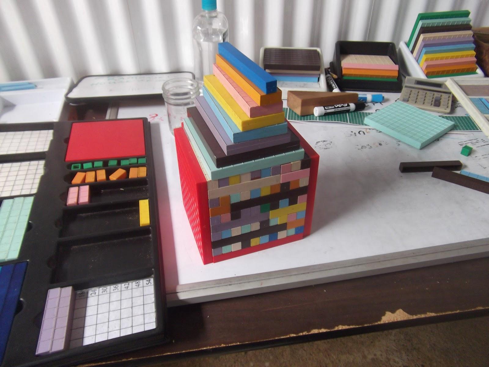 Crewton Ramone S Blog Of Math Base Ten Block Party