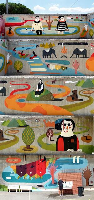 Grafiti Terbaik 2015 - nak Kecil