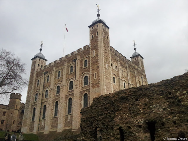 Tower of London London England UNESCO