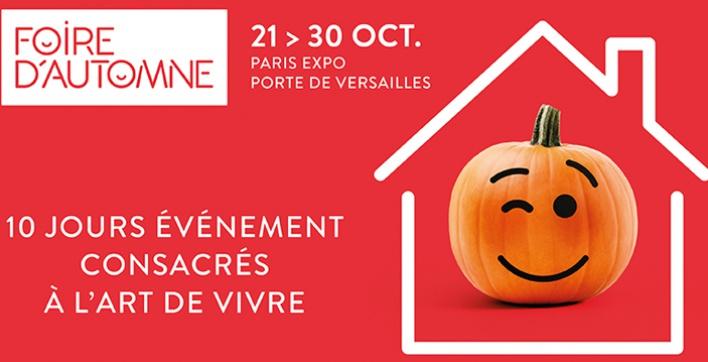 Octobre 2016 for Foire de versailles