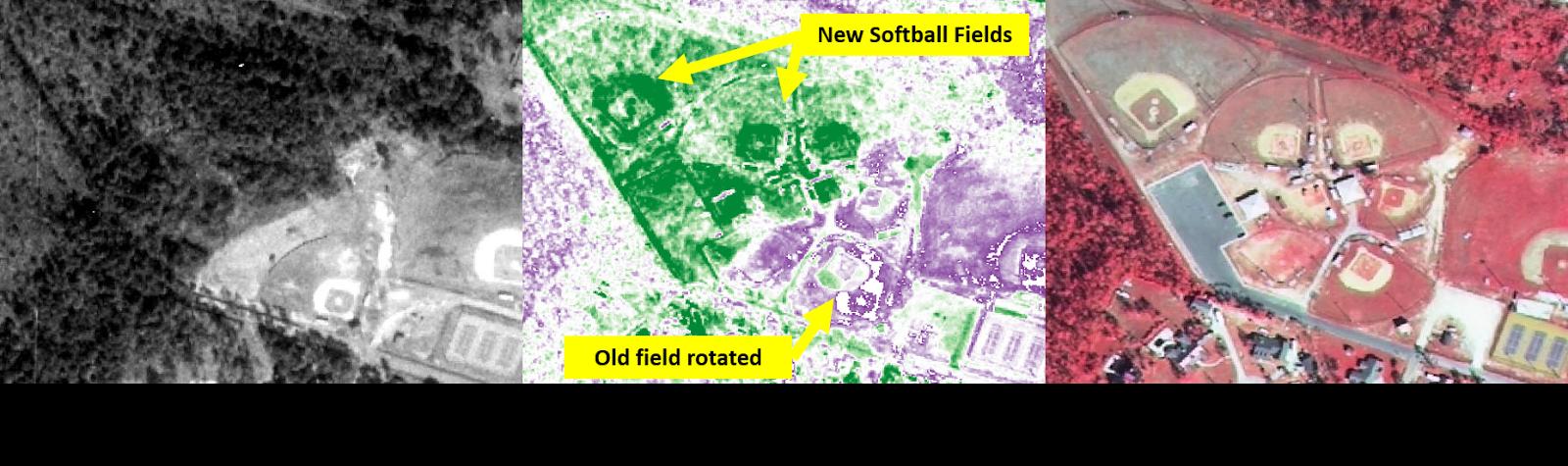 GeospatialPython com: Basic Image Change Detection in QGIS
