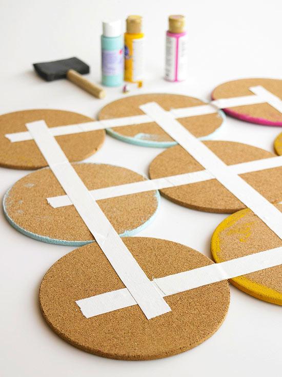 Ninjadiva Cork Memo Board