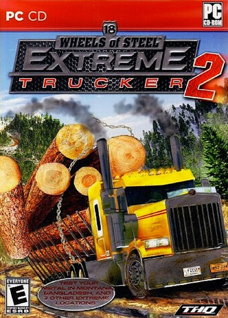 18 Wheels of Steel Extreme Trucker 2 - PC FULL - Multi5 - Portada