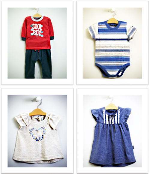 Minimimo primavera verano 2018 ropa para bebés. Moda primavera verano 2018 Infantil.