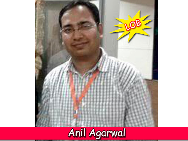 Anil Agarwal from BloggersPassion