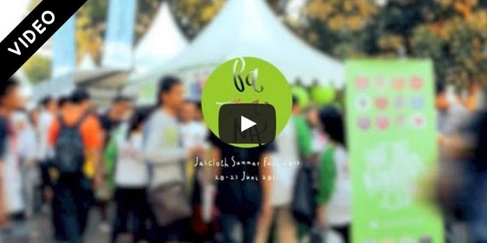 Video BA-NA-NA iwearbanana at Jakcloth 2013