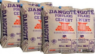 50kg bag of dangote cement