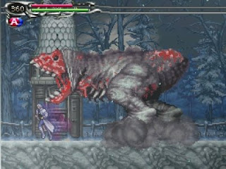 Castlevania Dawn of Sorrow DS