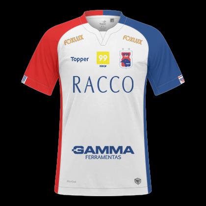 1e90a7a155425 Camisas Paraná Clube 2017 - Home e Away. Home. Away. Material Esportivo   Topper