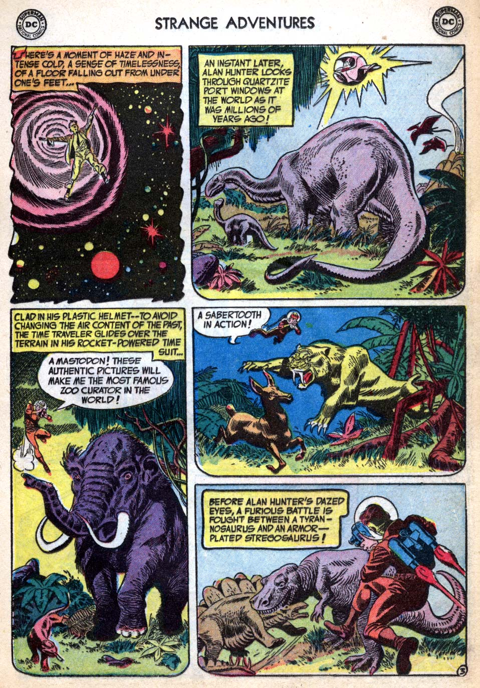 Strange Adventures (1950) issue 35 - Page 13
