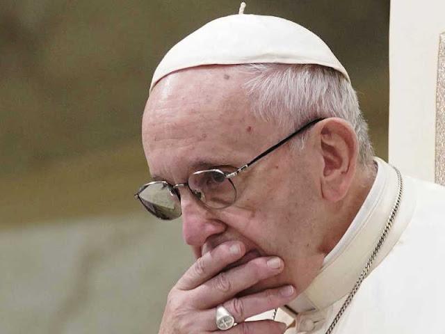 Sri Paus Desak Pastor Pelaku Pelecehan Anak-Anak agar Serahkan Diri