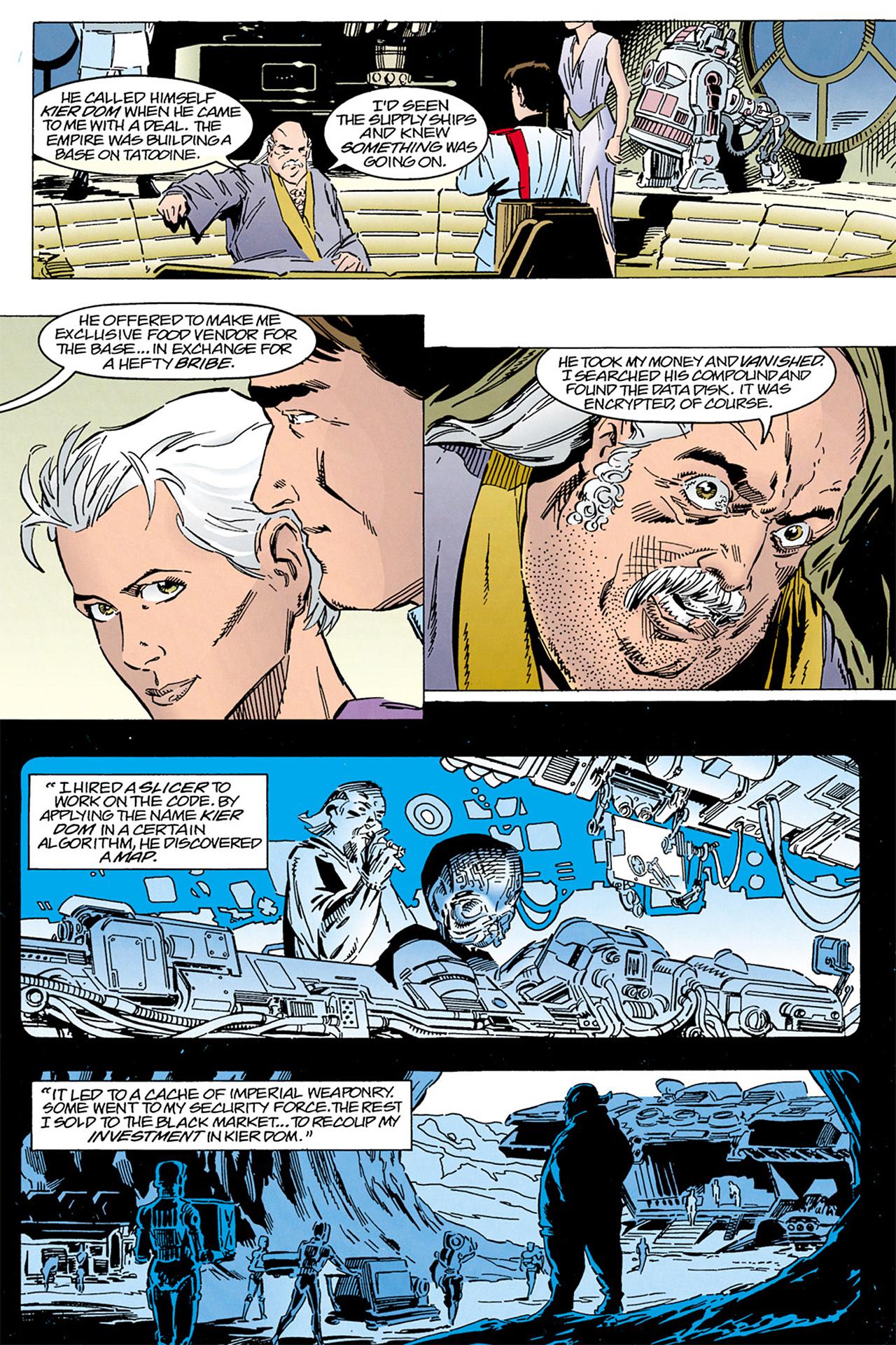 Read online Star Wars Omnibus comic -  Issue # Vol. 2 - 58