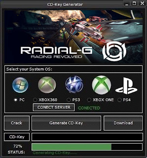 Radial-G : Racing Revolved (Free Steam Code)