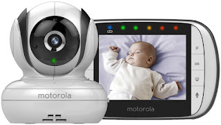 TOP DEALS baby monitor £80.48 Motorola MBP36S Digital Video Monitor FREE UK Delivery