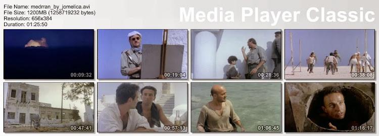 Mediterraneo | 1991 | Secuencias, capturas