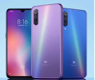 Xioami Kembali memperkenalkan produk terbarunya dengan meluncurkan  Daftar Harga dan Spesifikasi SmartPhone Xiaomi Mi 9  Mi 9 SE yang baru Rilis 2020