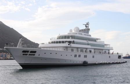 kapal pesiar termewah dan termahal di dunia