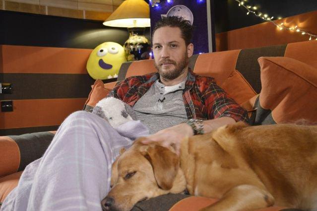 Tom Hardy se despide de su perro que rescató y lo acompañó en todas sus películas… murió