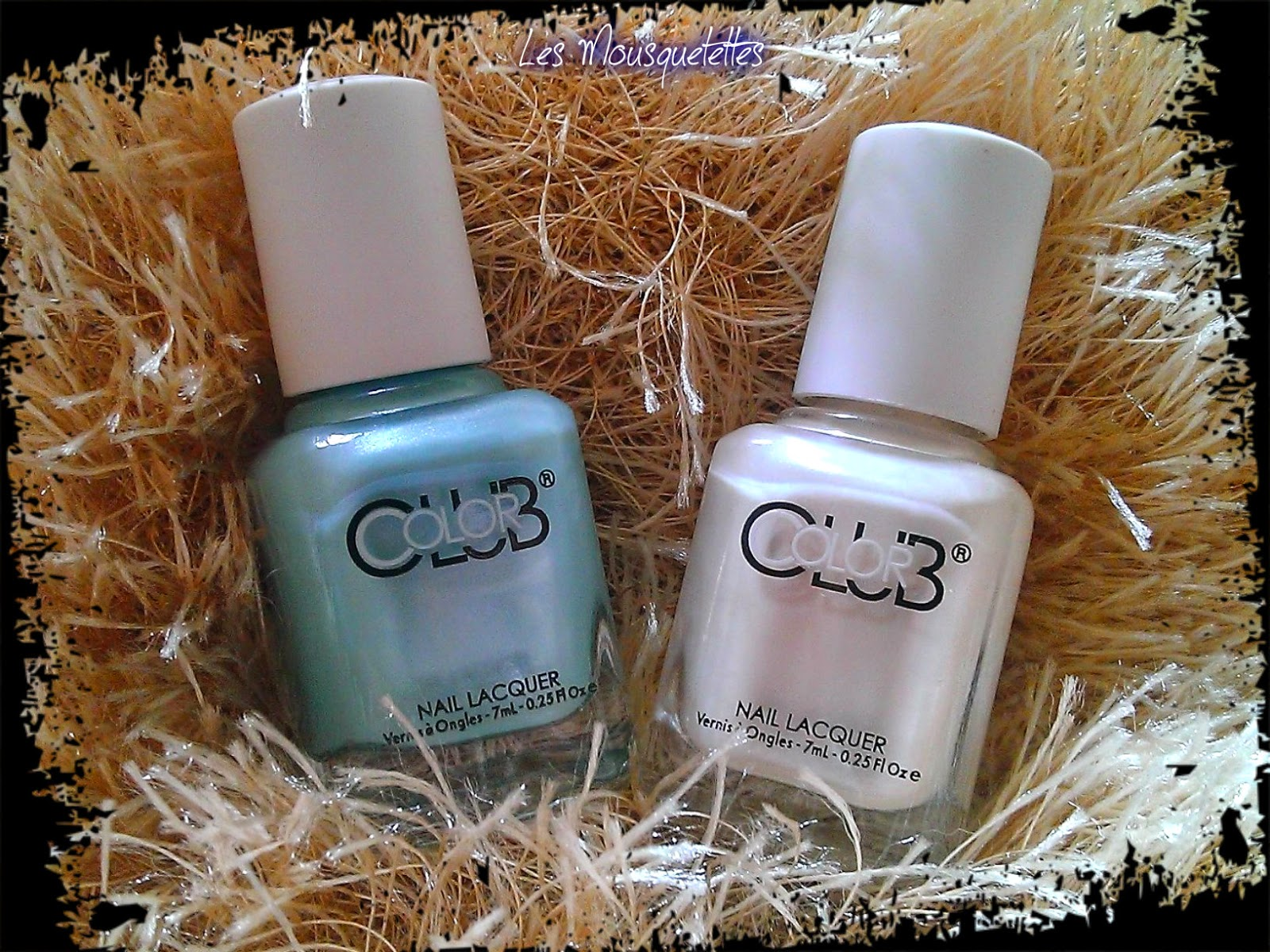 Vernis Gala's Gems Collection Color Club - Les Mousquetettes©