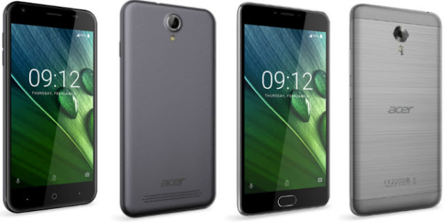 Acer Announces Two New Smartphones At IFA: Liquid Z6 And Z6 Plus Publish