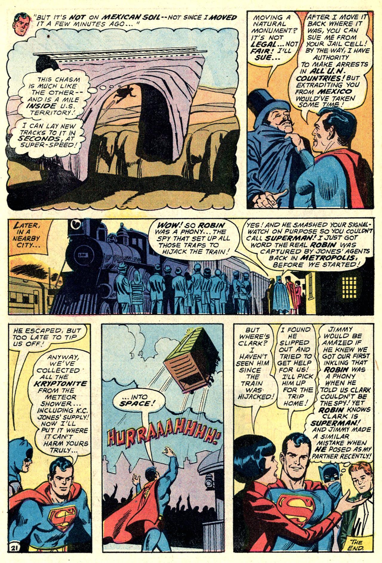 Read online World's Finest Comics comic -  Issue #196 - 30