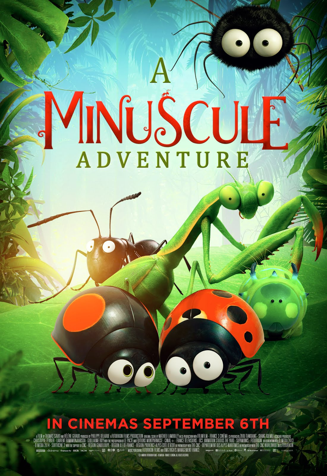 A Minuscule Adventure (2019) 250MB WEB-DL 480p ESubs