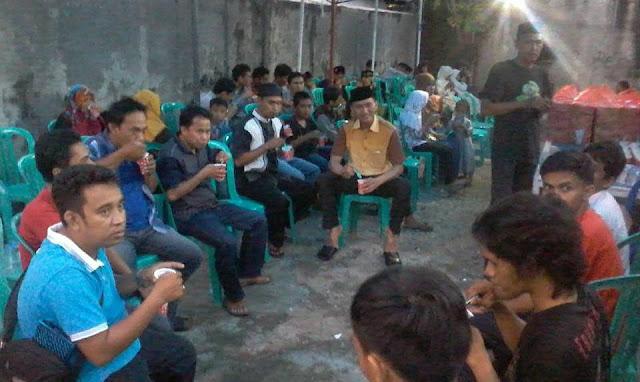 Rumah Aspirasi Amran SE Berbagi dengan Anak Panti Asuhan di Palopo