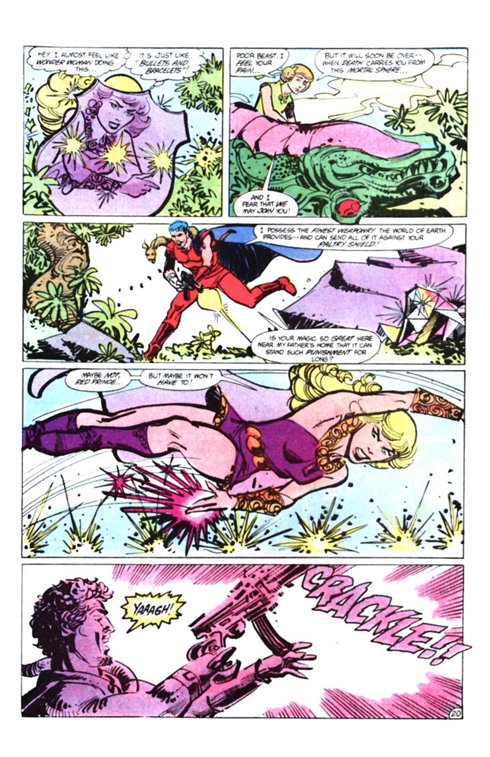Read online Amethyst, Princess of Gemworld comic -  Issue #10 - 21