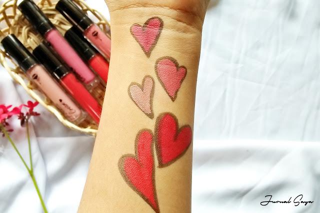 lipstick swatcher