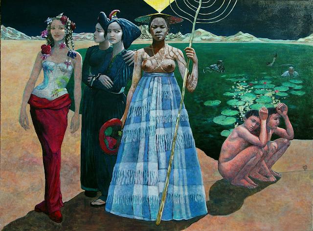Ex-Voto (2004), Myrtille Henrion Picco