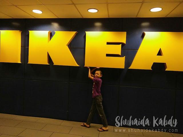 Jalan - Jalan Ke Ikea Damansara