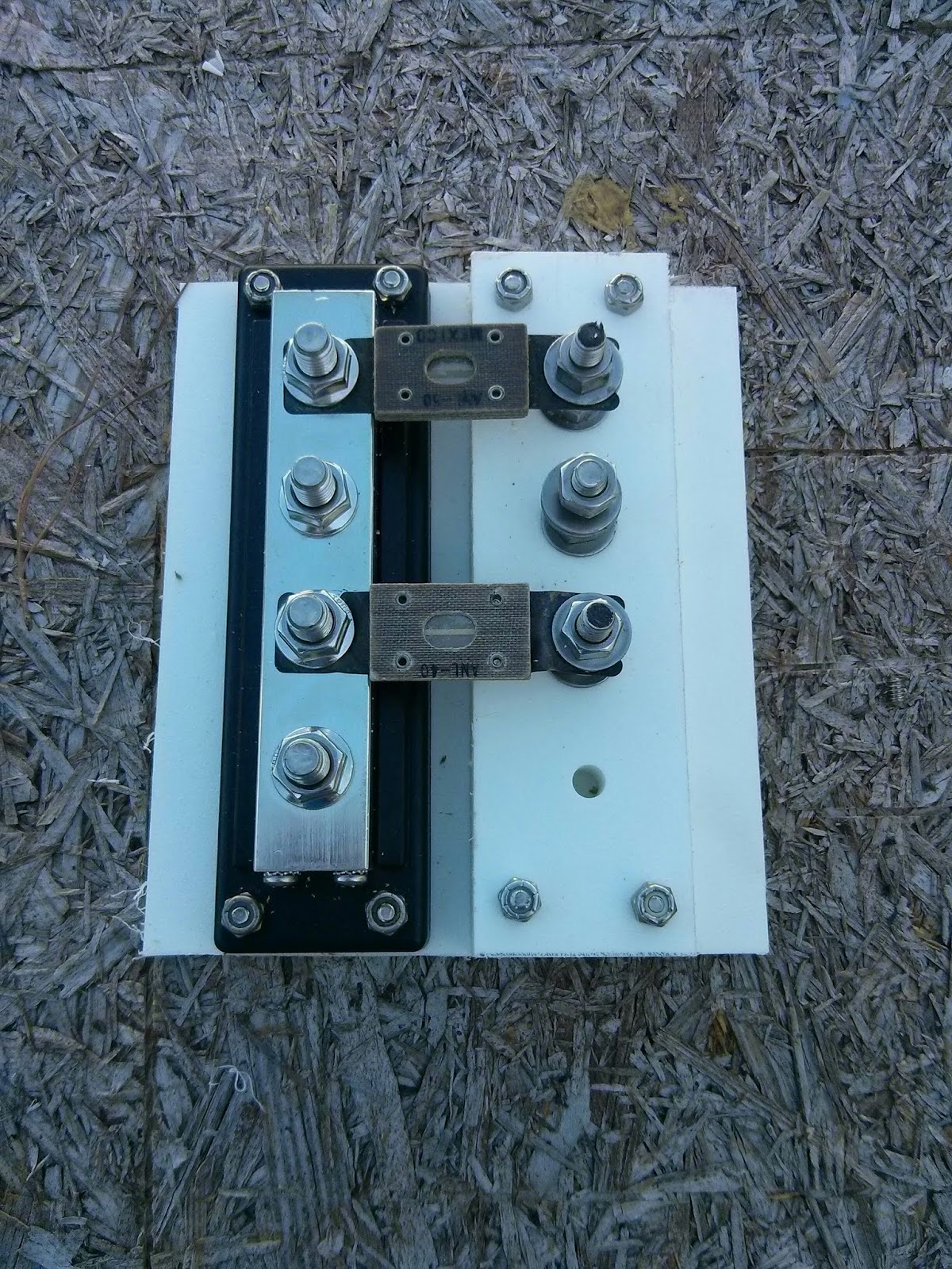 Sv Pilgrim 2015 In 220 Screw Fuse Box Completed Block Sans The Wires And One