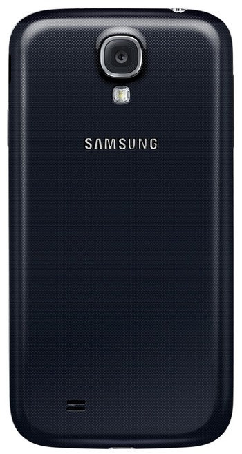 Samsung I9500 Galaxy S4 Smartphone Back Design Look