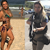 World's scxiest cop? Brazilian policewoman 'arrests hearts' with her bikini photos
