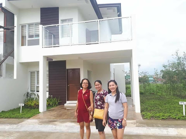 ROSE POINTE SUBDIVISION INSTALLMENT HOMES HOUSE AN DLOT SALE IN STA ROSA LAGUNA AFFORDABLE RENT TO OWN HOUSE LOVING HOMES REALTY AGENTS