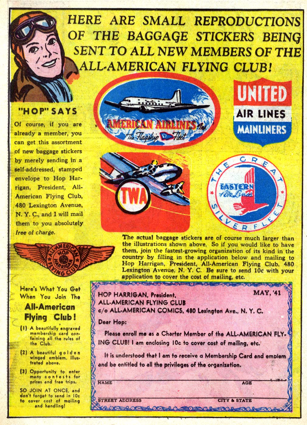 Read online All-American Comics (1939) comic -  Issue #26 - 28