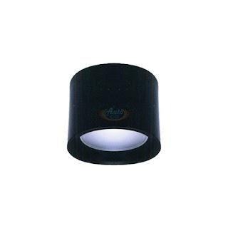 LED吸頂筒燈 15W 6吋(黑)