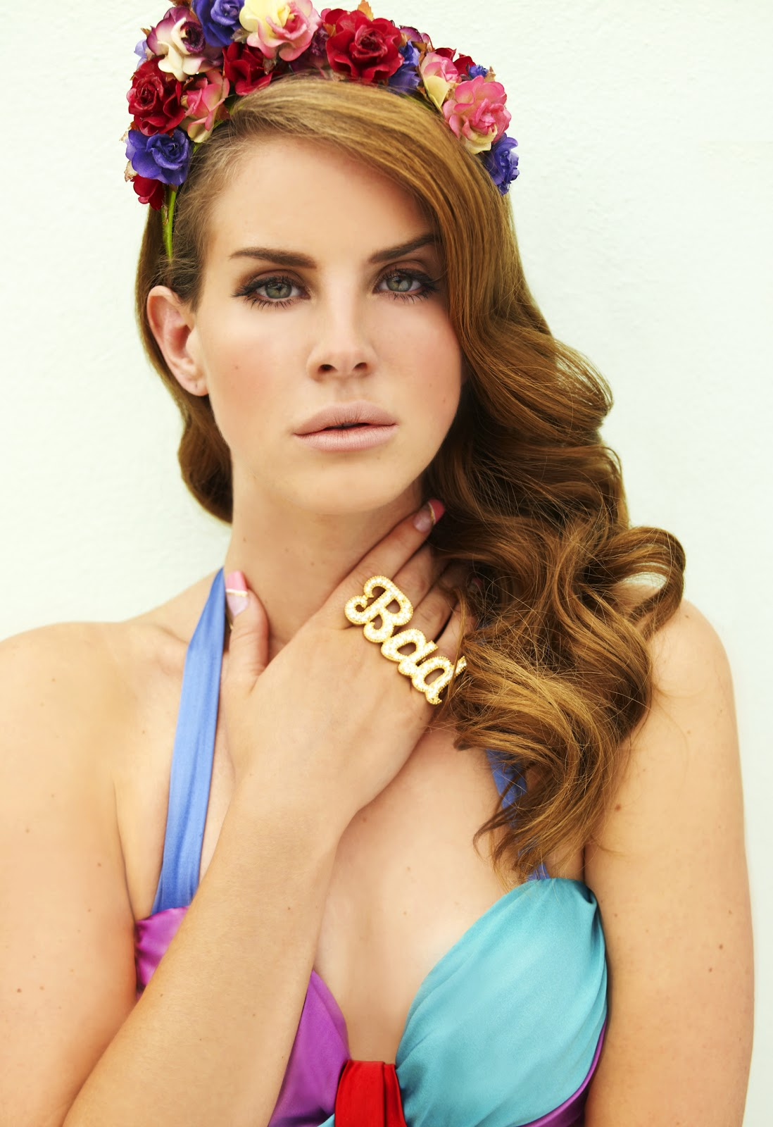 Lana Del Rey By Chris Nicholls For Fashion Magazine: GlossLip : Most Beautiful Celebrities, Actresses, Girls