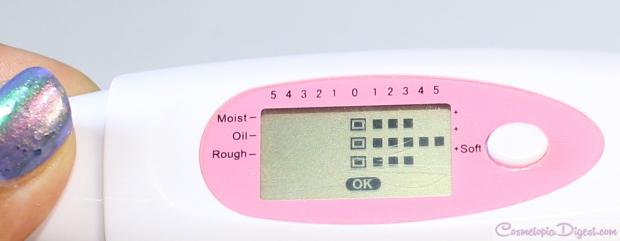 Moisture Meters To Analyse Skin Hydration, Oil and Moisture Levels.