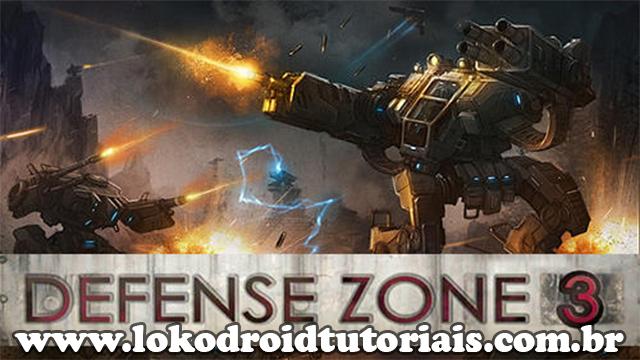 Defense Zone 3 Muito dinheiro