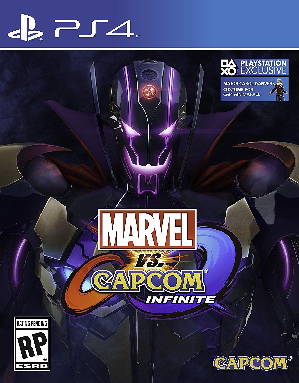 Marvel vs Capcom: Infinite contará con contenido exclusivo en PlayStation 4