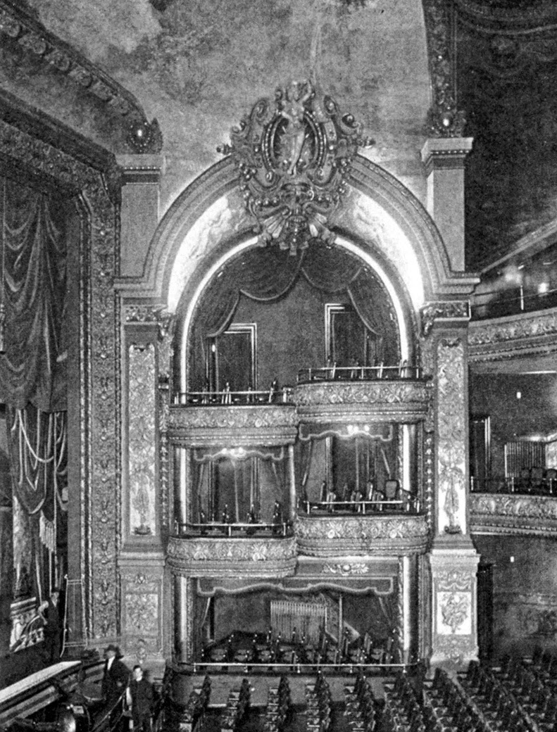 Photo of Interior of Bushwick Theatre