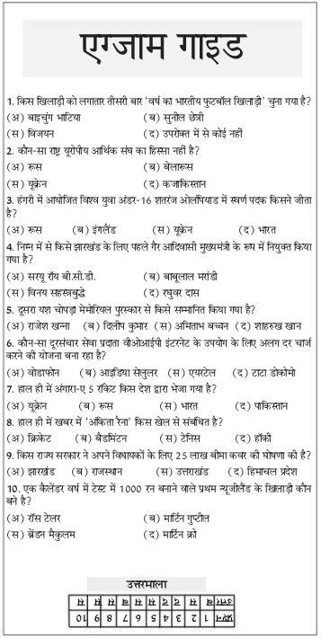 Gk In Hindi Question Answer Pdf