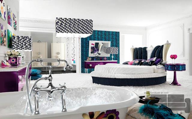 غرف نوم
