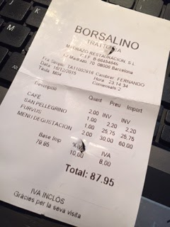 Borsalino-compte