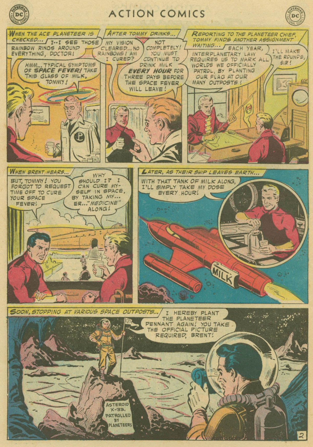 Read online Action Comics (1938) comic -  Issue #229 - 27