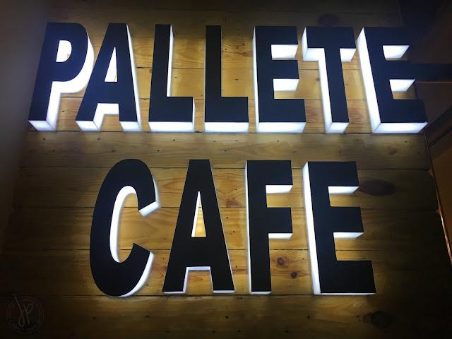 Pallete Cafe
